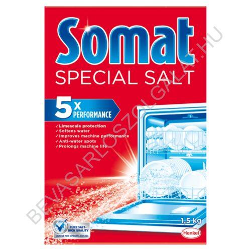 Somat Vízlágyító Só Mosogatógéphez 1,5 kg