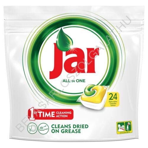 Jar All In One Lemon Mosogatógép Kapszula 24 db