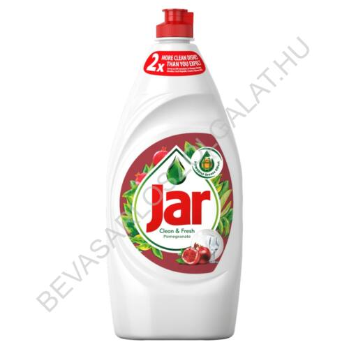 Jar Mosogatószer Pomegranate 900 ml (#12)