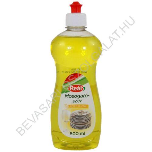 Reál Mosogatószer Citrom Illattal 500 ml (#10)