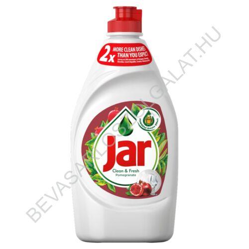 Jar Mosogatószer Pomegranate 450 ml (#21)