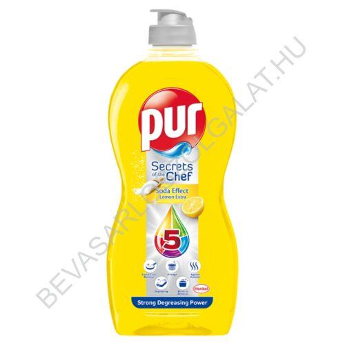 Pur Mosogatószer Lemon 450 ml (#20)