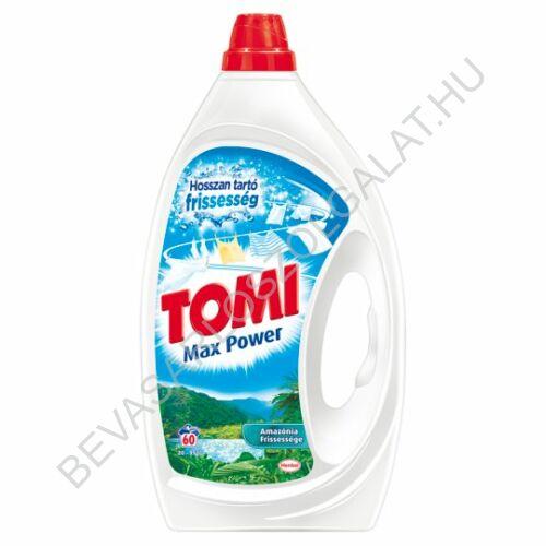 Tomi Mosógél Amazónia Frissessége 60 mosás 3 l (#4)