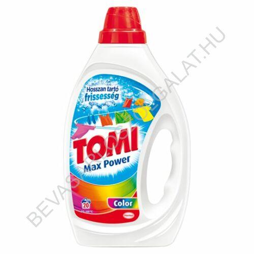 Tomi Mosógél Color 20 mosás 1 l