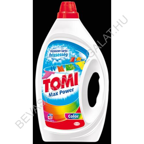 Tomi Mosógél Color 40 mosás 2 l (#4)