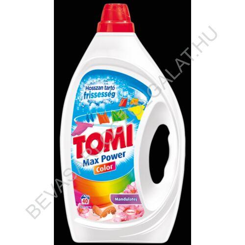 Tomi Mosógél Mandulatej Color 40 mosás 2 l (#4)
