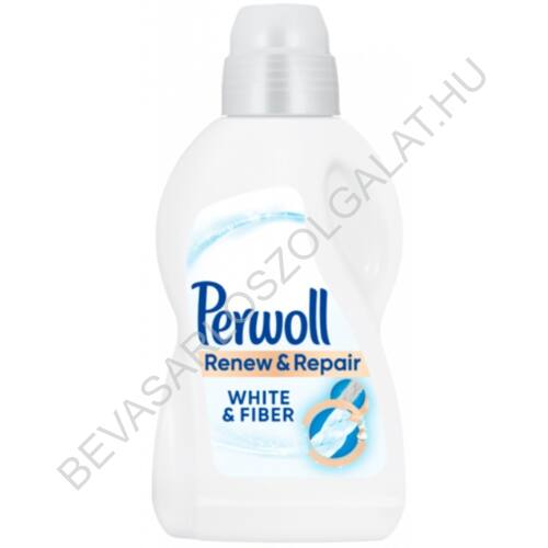 Perwoll Folyékony Mosószer renewAdvanced White 15 mosás 900 ml (#8)