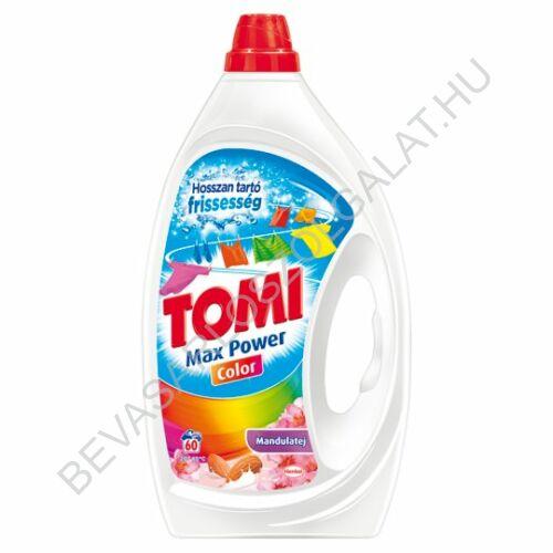 Tomi Mosógél Mandulatej Color 60 mosás 3 l