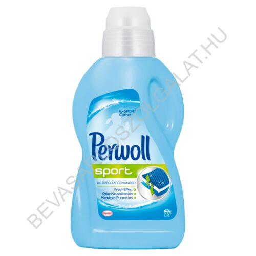 Perwoll Folyékony Mosószer Sport 15 mosás 900 ml (#8)