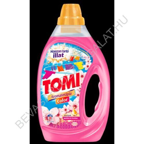 Tomi Mosógél Aromaterápia Japánkert Color 20 mosás 1 l