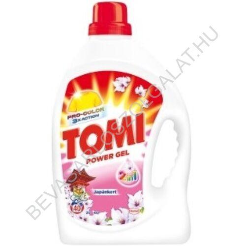 Tomi Mosógél 2in1 Japánkert Color 40 mosás 2,64 l (#4)