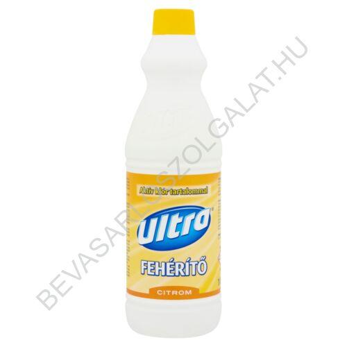 Ultra Fehérítő Citrom 1 l