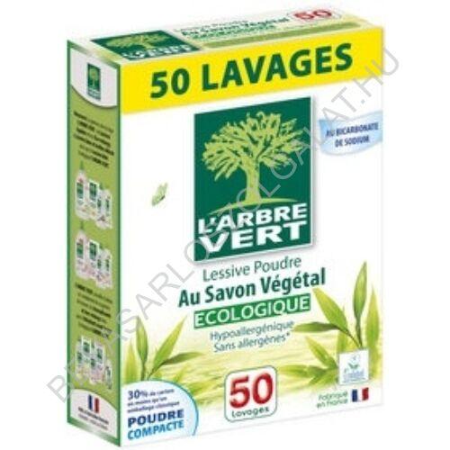 L'Arbre Vert Öko Mosópor Hypoallergén dobozos 50 mosás 2,5 kg