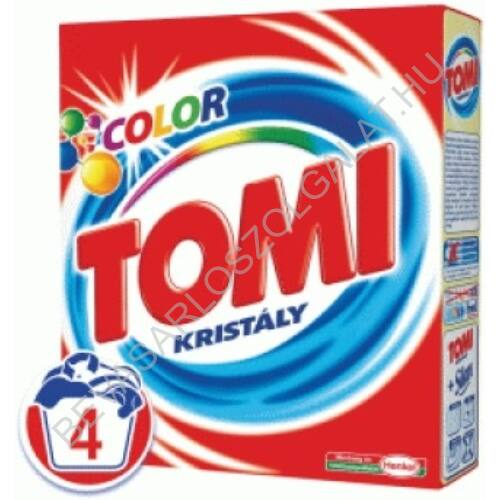 Tomi Mosópor Color 4 mosás 280 g