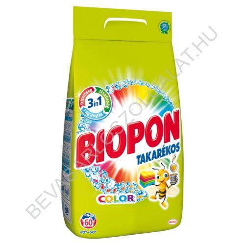 Biopon Takarékos Mosópor Color 60 mosás 4,2 kg