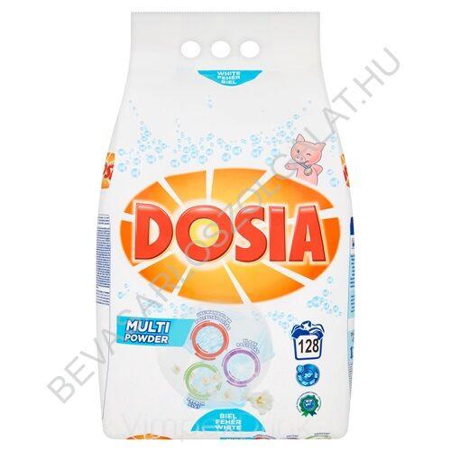 Dosia Mosópor Fehér Ruhákhoz 128 mosás 9 kg