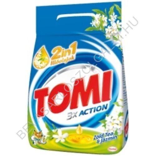 Tomi Mosópor 2in1 Zöld Tea és Jázmin 20 mosás 1,4 kg