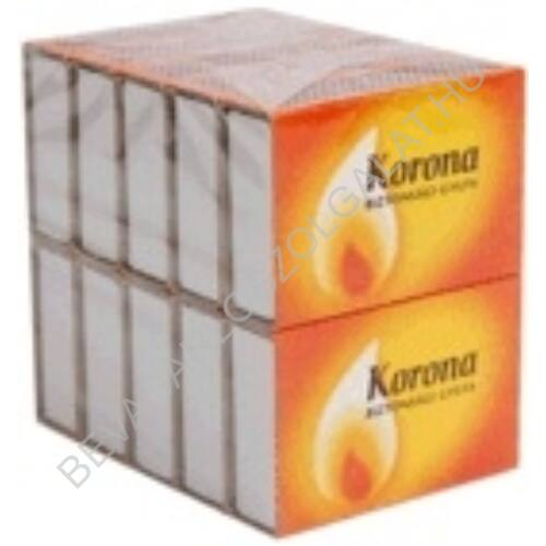Korona Gyufa 10 dobozos csomag
