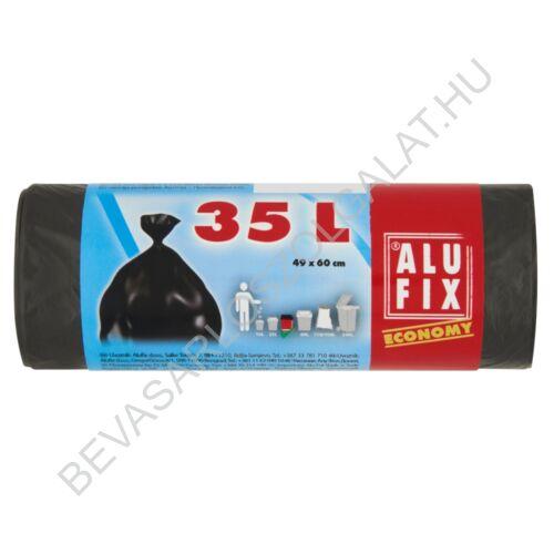 Alufix Economy Szemeteszsák 35 l, 30 db