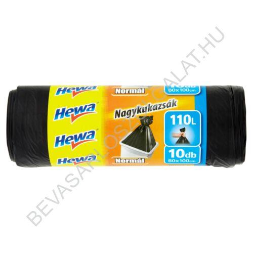 Hewa Normál Nagykukazsák 110 l, 10 db