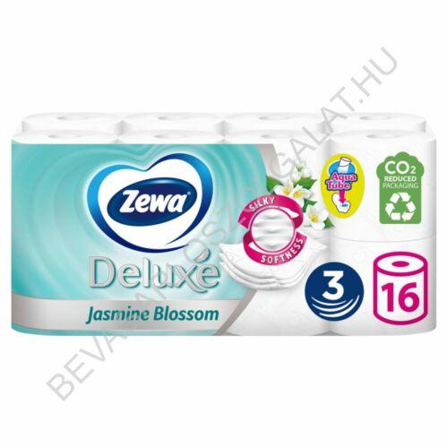 Zewa Deluxe Toalettpapír Jasmine Blossom 3 rétegű 16 tekercs (#3)