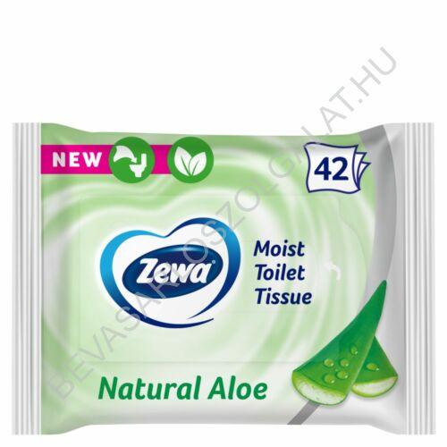 Zewa Nedves Toalettpapír Aloe Vera 42 db (#8)
