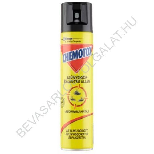 Chemotox Légy- és Szúnyogírtó Aerosol 300 ml (#12)