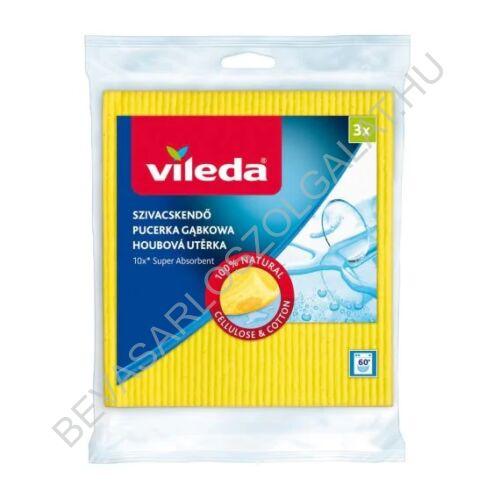 Vileda Original Szivacskendő 3 db