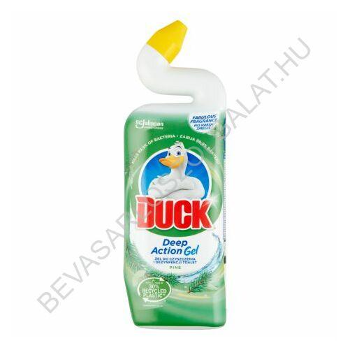 Duck 5in1 Toalett Kacsa WC Tisztító Pine 750 ml