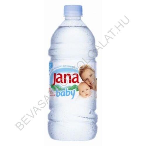 Jana Baby Ásványvíz Szénsavmentes PET 1 l (#6)