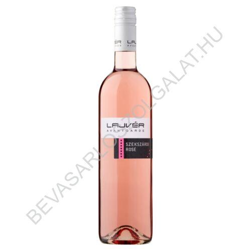 Lajvér Avantgarde Szekszárdi Rosé Cuvée Száraz Rosébor 13% 0,75 l (#6)