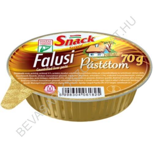 Snack Falusi Pástétom konzerv 70 g (#20)