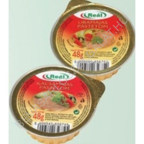 Reál Kacsamájas Pástétom konzerv (#24) 48 g