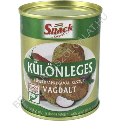 Snack Különleges Vagdalt konzerv 130 g (#15)
