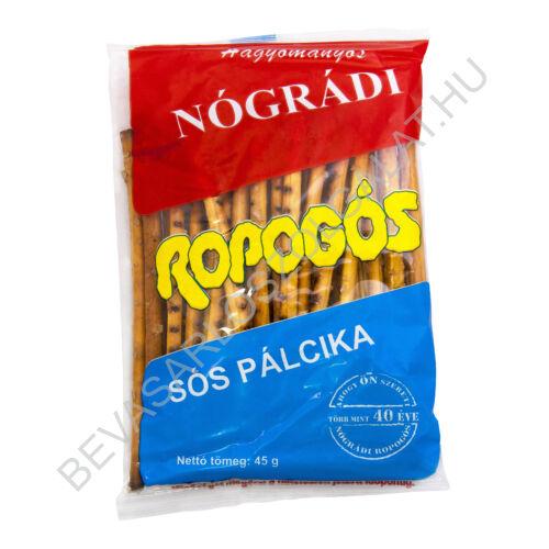 Nógrádi Ropogós Sós Pálcika (Ropi) 45 g (#50)