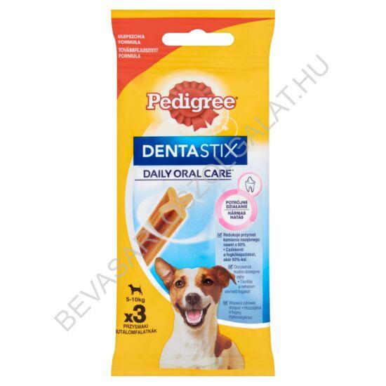 Pedigree Denta Stix Mini Fogtisztító Rúd Kutyáknak 5-10 kg 3 db 45 g
