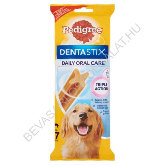 Pedigree Denta Stix Maxi Fogtisztító Rúd Kutyának 25+ kg 7 db, 270 g