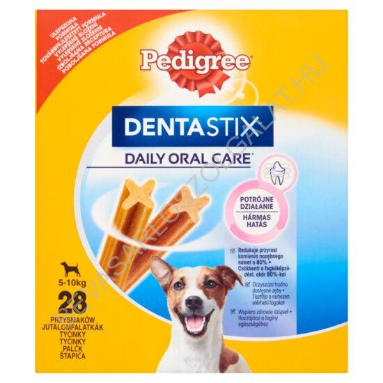 Pedigree Denta Stix Mini Fogtisztító Rúd Kutyáknak 5-10 kg 28 db 440 g