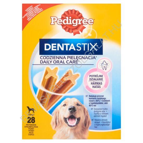 Pedigree Denta Stix Maxi Fogtisztító Rúd Kutyának 25+ kg 28 db 1,08 kg