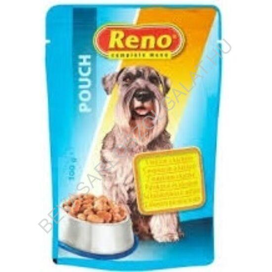 Reno Kutyaeledel Pulykával és Kacsával alutasakos 100 g