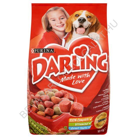 Darling Száraz Kutyaeledel Hússal és Zöldségekkel 10 kg