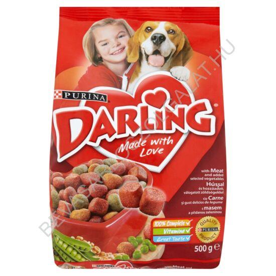 Darling Száraz Kutyaeledel Marhahússal és Zöldséggel 500 g