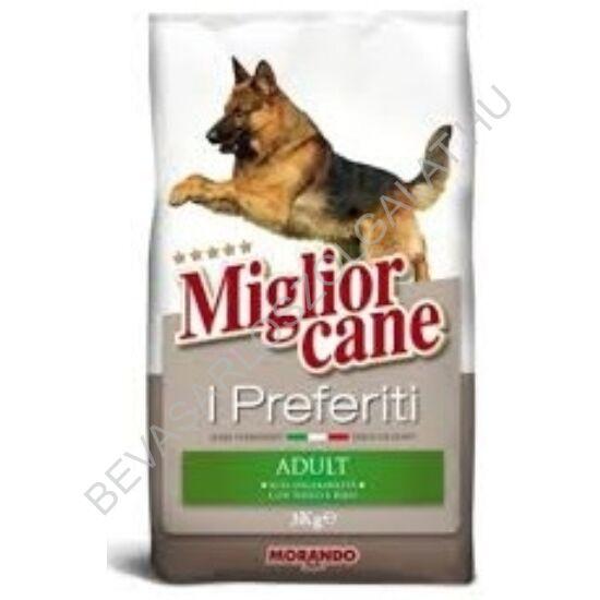 Miglior Cane I Preferiti  Száraz Kutyaeledel Adult Csirkehússal és Rizzsel 3 kg
