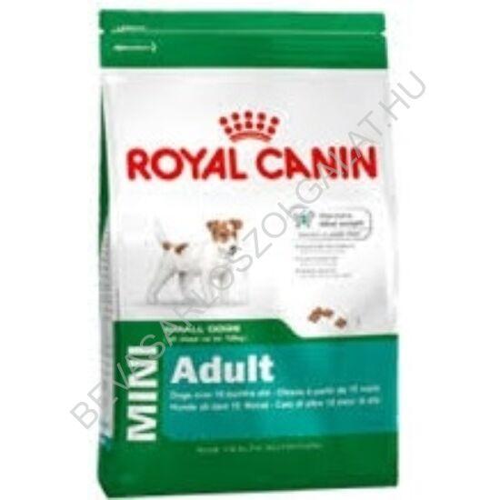 Royal Canin Száraz Kutyaeledel  Adult Mini 800 g