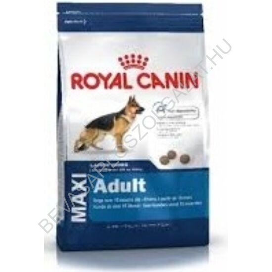 Royal Canin Száraz Kutyaeledel  Adult Maxi 4 kg