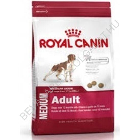 Royal Canin Száraz Kutyaeledel  Adult Medium 15 kg
