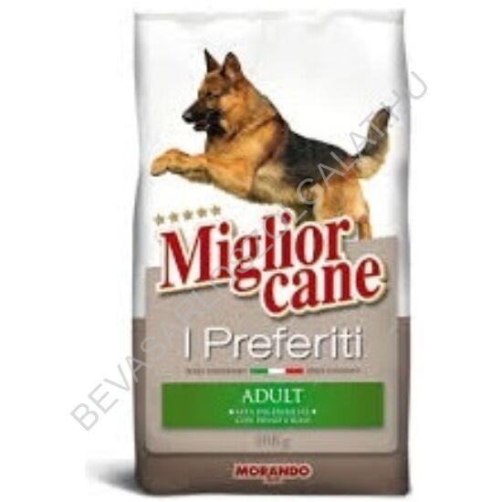 Miglior Cane I Preferiti  Száraz Kutyaeledel Adult Csirkehússal és Rizzsel 10 kg