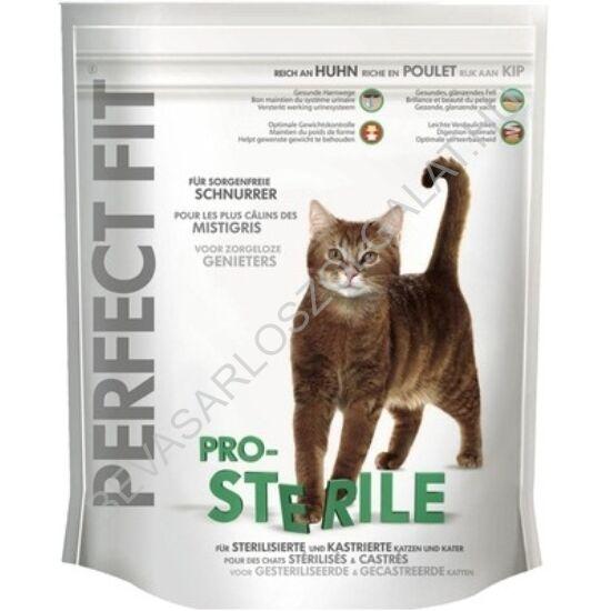 Perfect Fit Száraz Macskaeledel Pro-Sterile 750 g