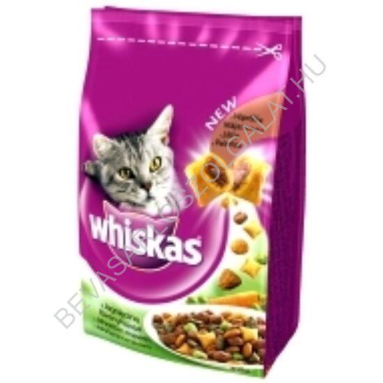 Whiskas Száraz Macskaeledel Bárányhússal 300 g