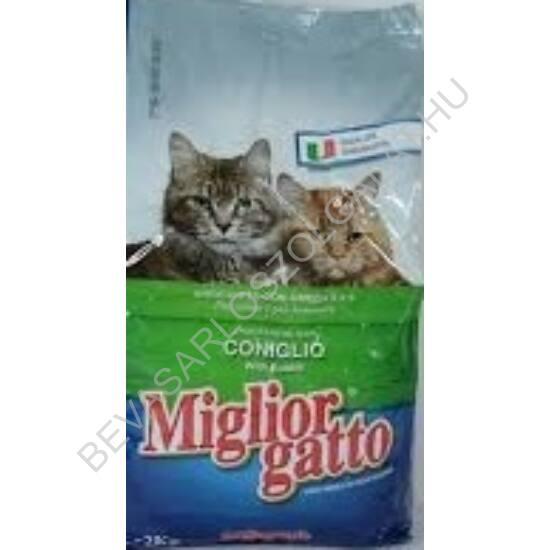 Miglior Gatto Száraz Macskaeledel Nyúl 2 kg